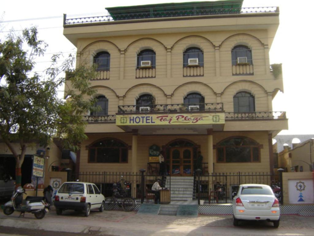 Hotel Taj Plaza Agra Reviews