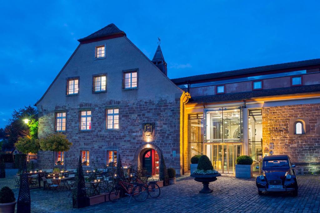 Hotel kloster hornbach duitsland hornbach booking.com