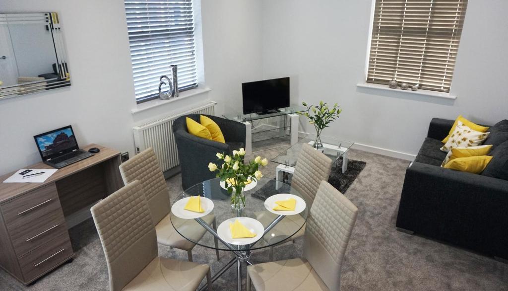 Apartments In Rushton Spencer