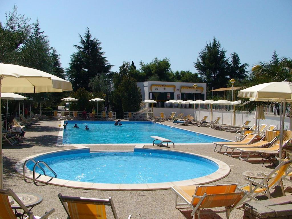 Residence Delfino Vieste Italy