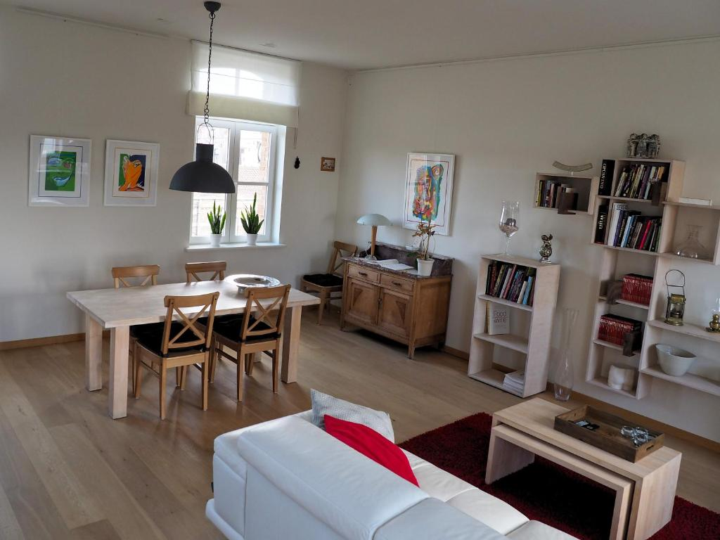Apartments In Braambeierhoek West-flanders