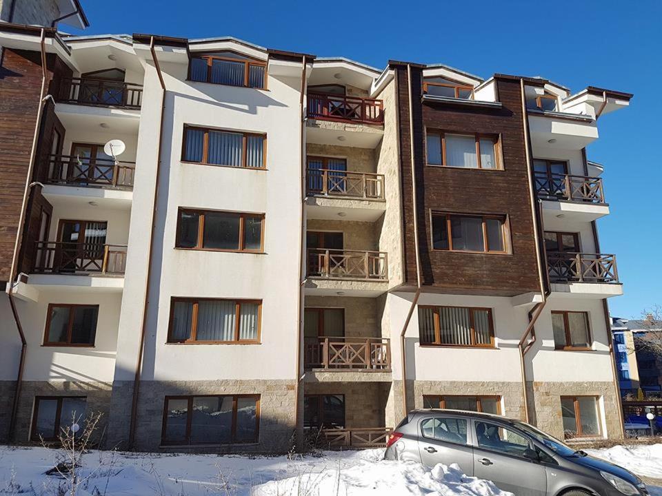 Апартамент Уютно обзаведен апартамент с една спалня до ски лифта - Банско