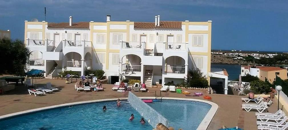 Apartments In Arenal D