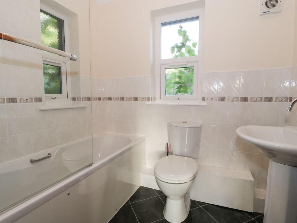 Llanfair pg toilets