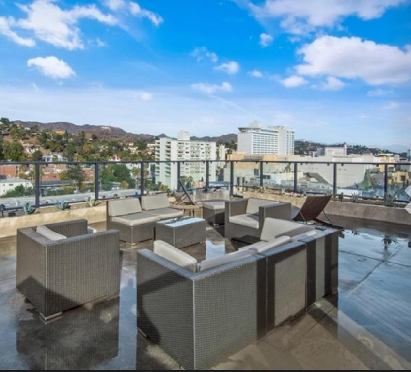 Apartment Luxury Penthouse On Hollywood Blvd, Los Angeles