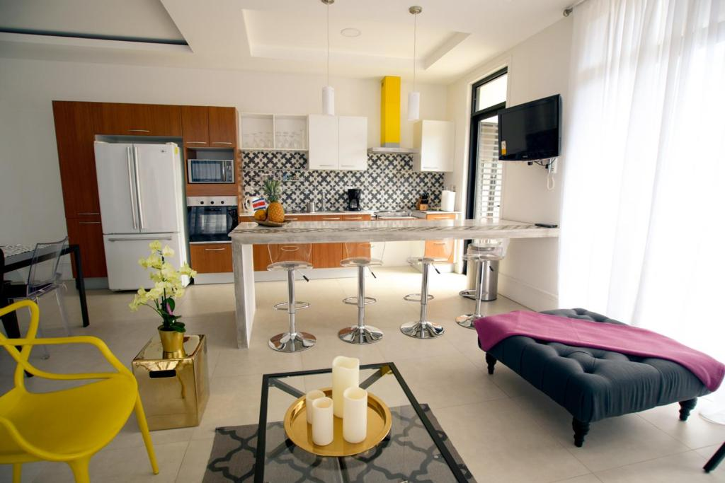 Apartments In Granadilla San José