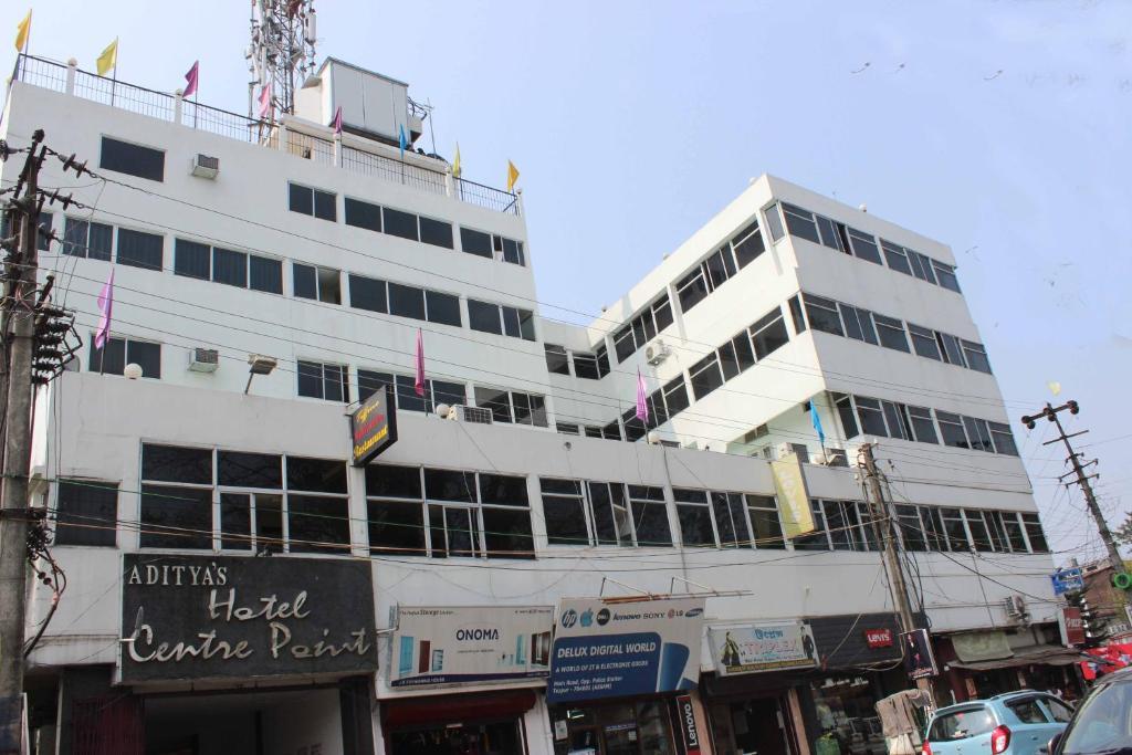 Aditya S Hotel Centre Point Tezpur India Booking Com