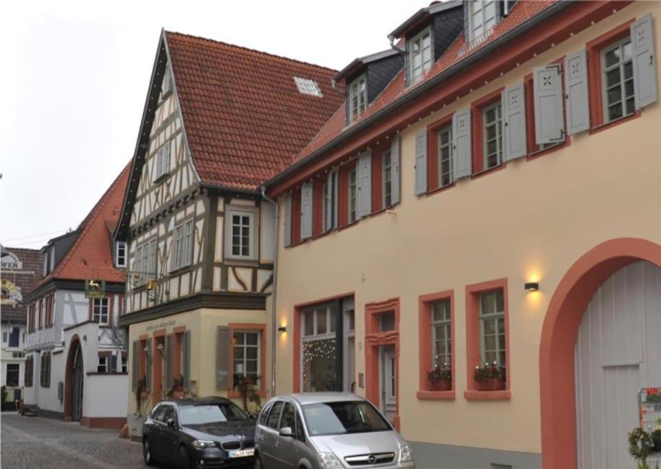 Aparthotel Goldener Hirsch Deutschland Schriesheim Bookingcom