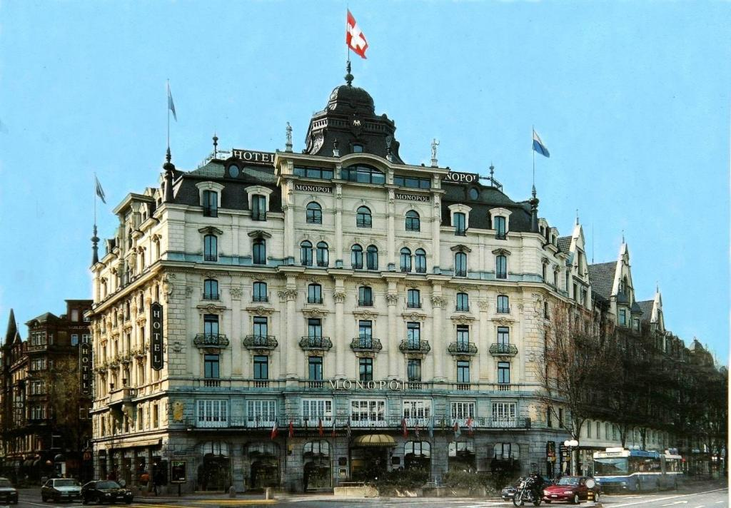 Hotel Monopol Lucerne Switzerland Bookingcom
