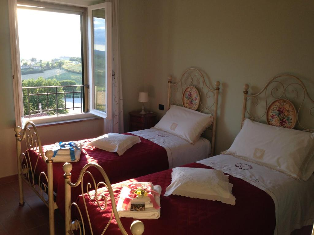 Bed and Breakfast La terrazza fio...Rita, Ripa, Italy - Booking.com