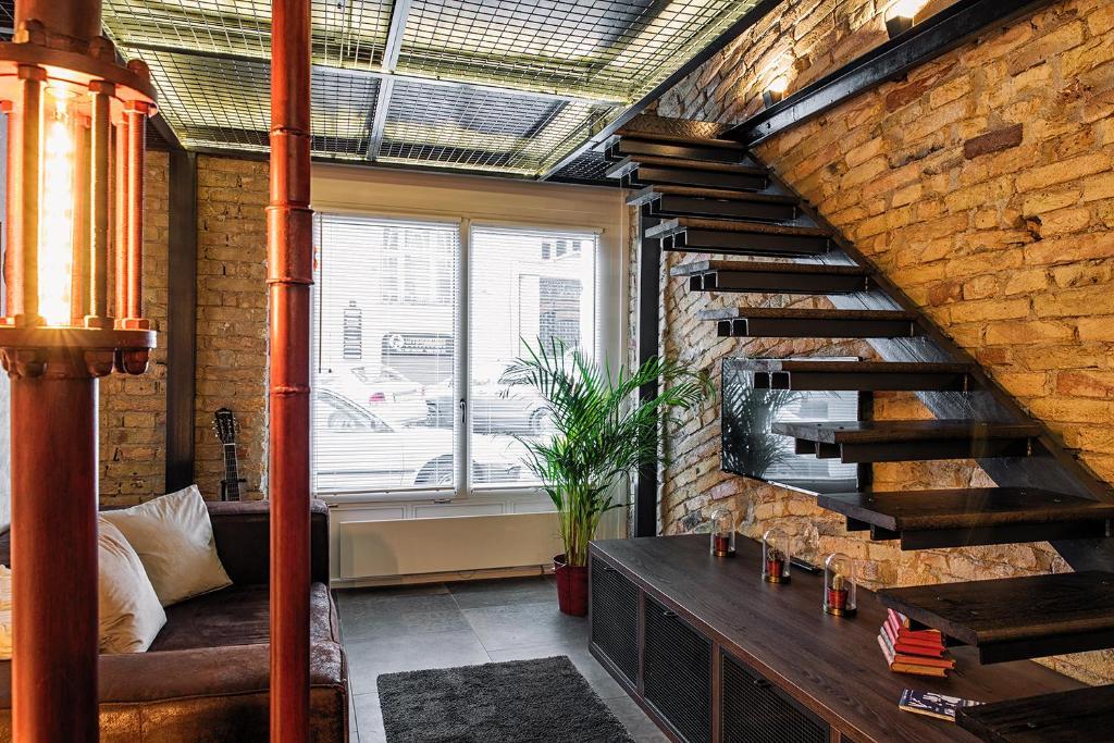 Imagine Budapest Loft Apartments, Budapest - Updated 2019 ...