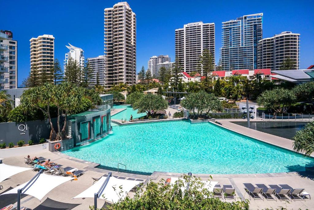 Apartment Private 2 bedroom with Spa & City V, Gold Coast ...
