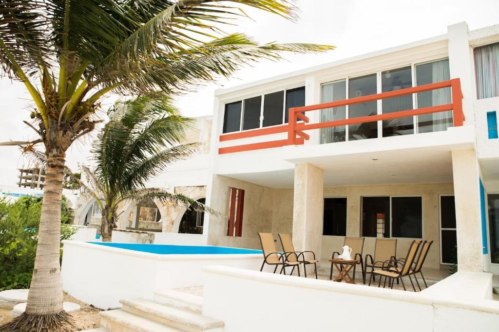 Holiday home Casa frente al mar Trujllo Lucic, Chicxulub