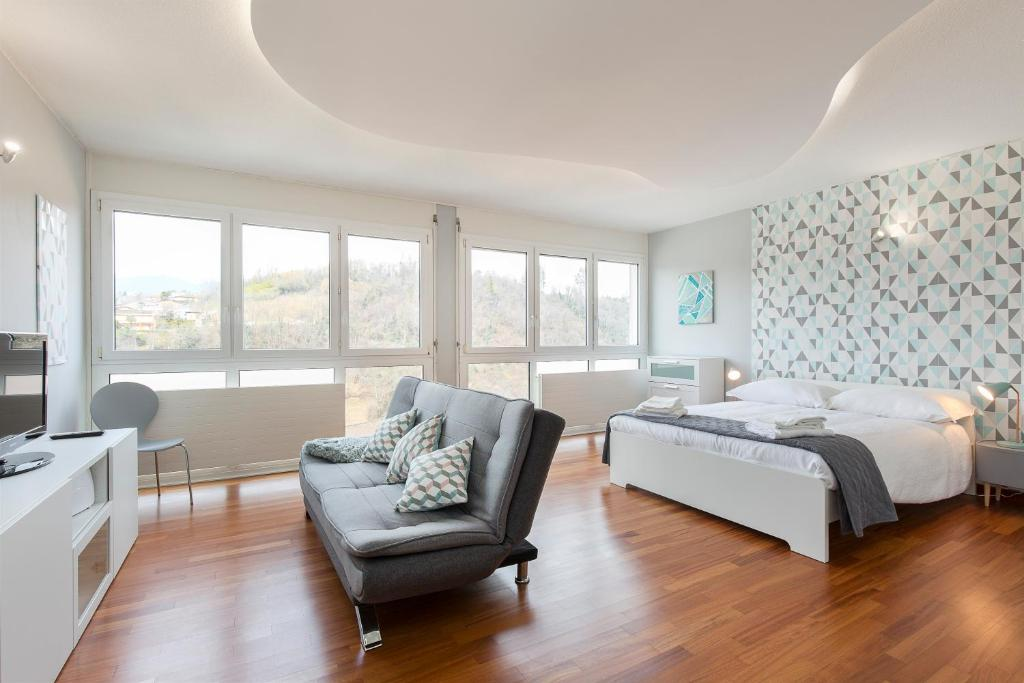 Apartment AI FAGGI 21, Lugano, Switzerland - Booking.com