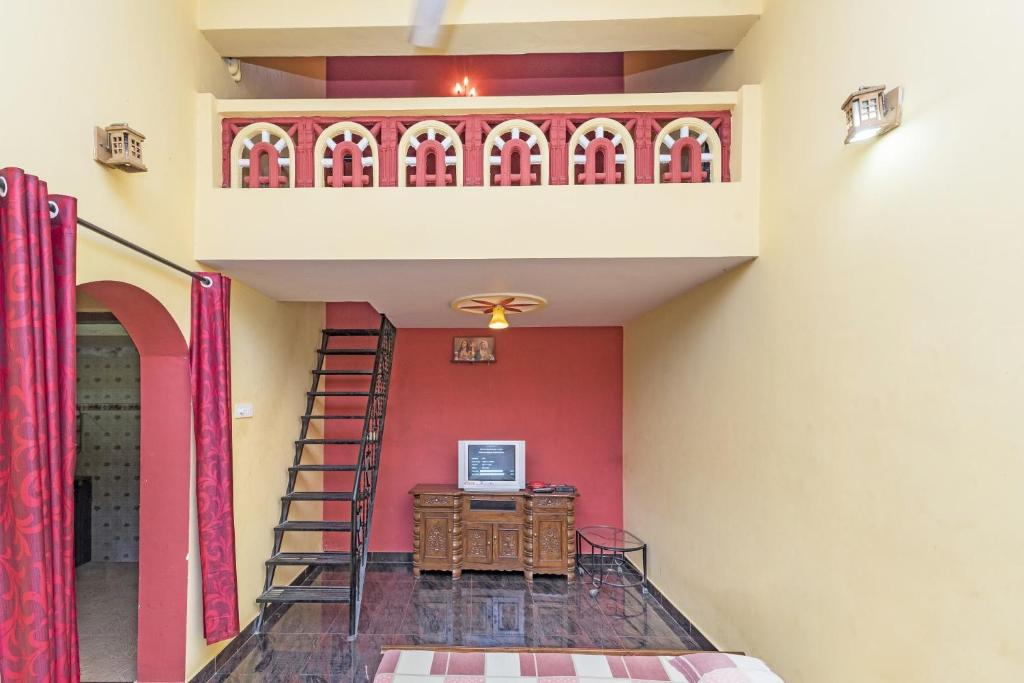 Apartment Near Calangute Beach Goa By Guesthouser 61791 India