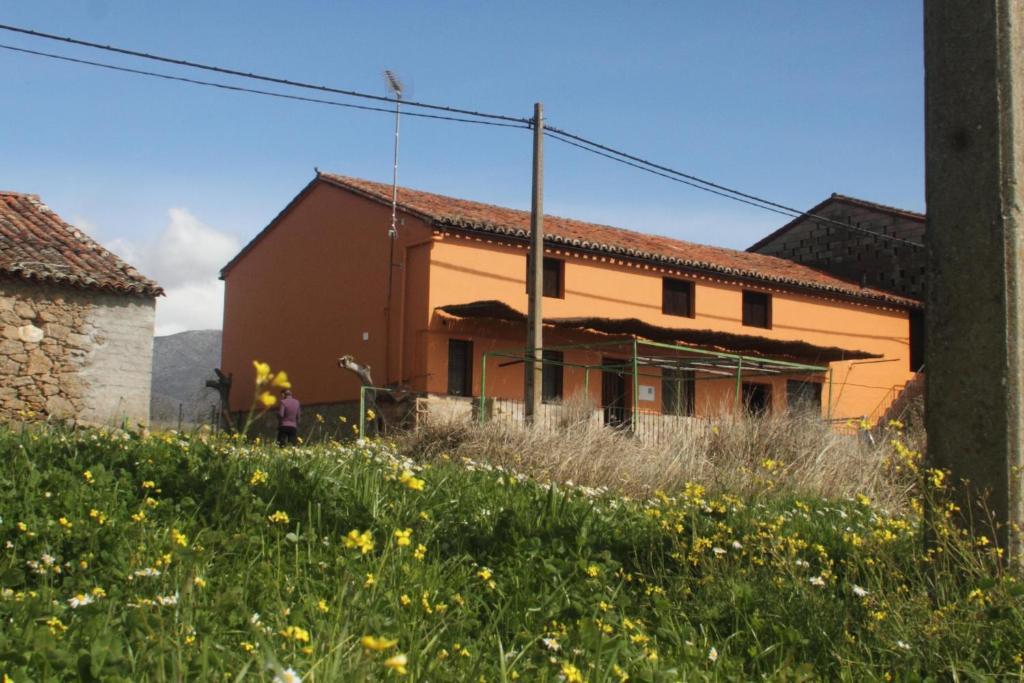casa de campo la corona i Losar de la Vera – uppdaterade ...