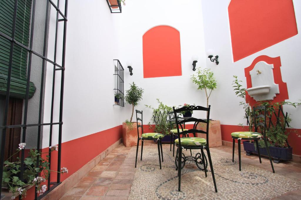 boutique hotels priego de cordoba  38