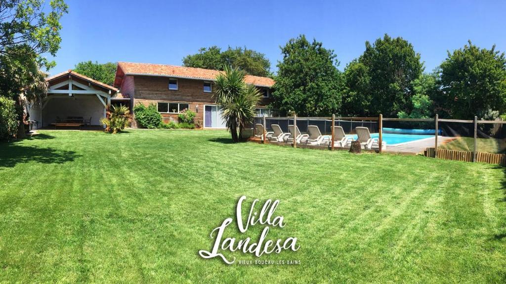 Villa Landesa VieuxBoucauLesBains  Tarifs