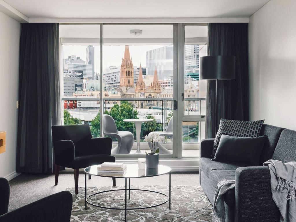 キー ウエスト スイーツ メルボルン(Quay West Suites Melbourne)