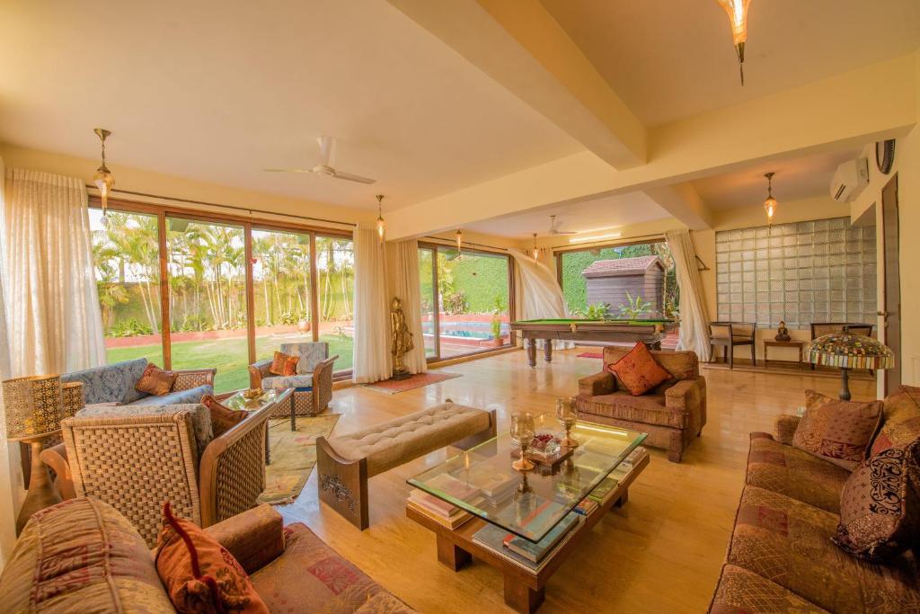 Villa Mi Casa Lonavala India Booking Com