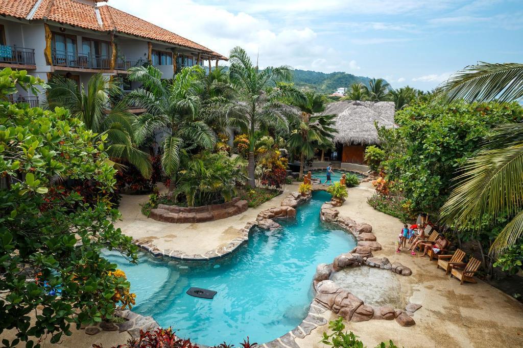 Canoa Beach Hotel Ecuador