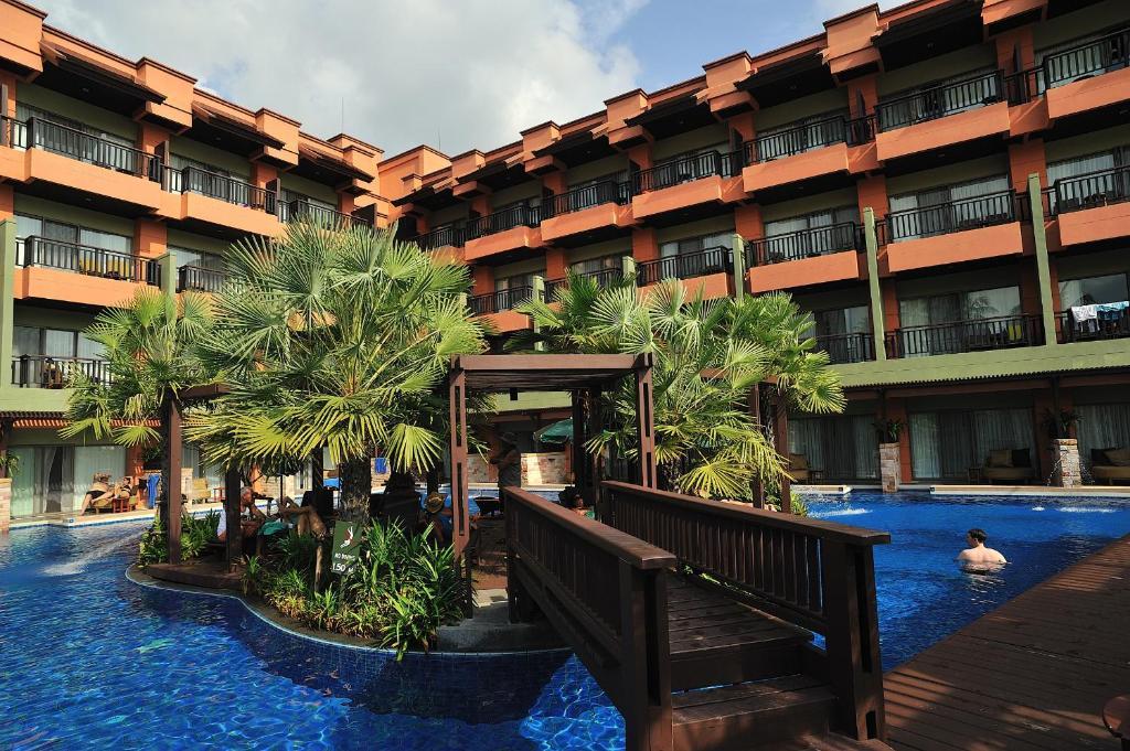 هتل زیبای پتانگ مرلین