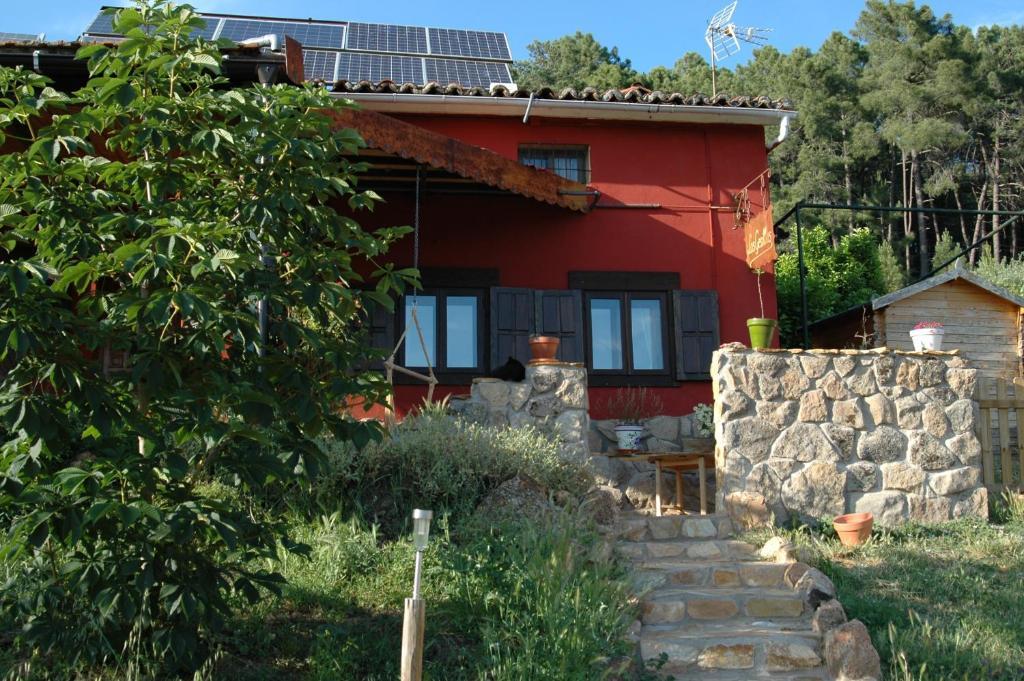 Casa Rural Las Gesillas (Espanha Arenas de San Pedro ...