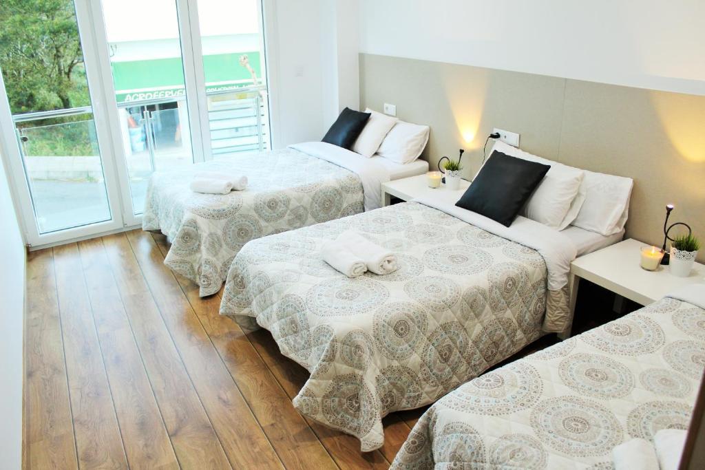 Apartments In Noya Galicia