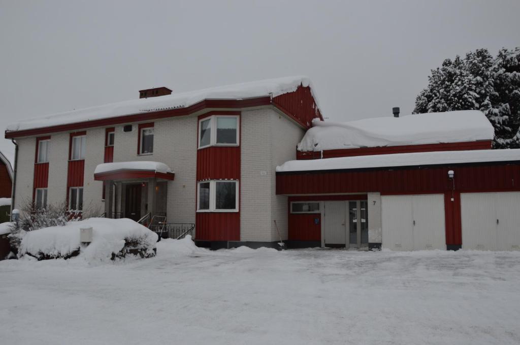 Mora City B&B under vintern