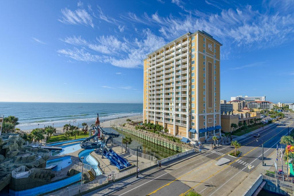 Resort Westgate Oceanfront Myrtle Beach Sc Booking Com