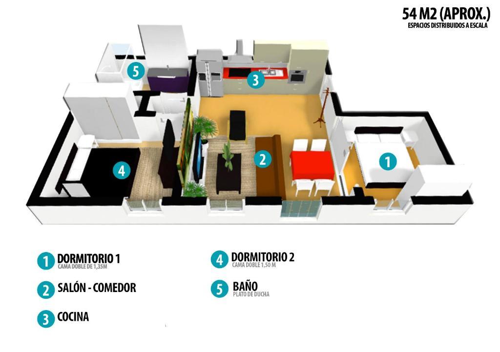 Ocho Home Apartamentos, Zamora – Precios actualizados 2018