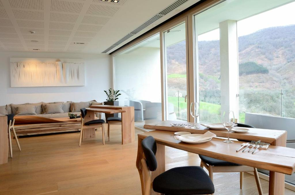 boutique hotels navarra  124