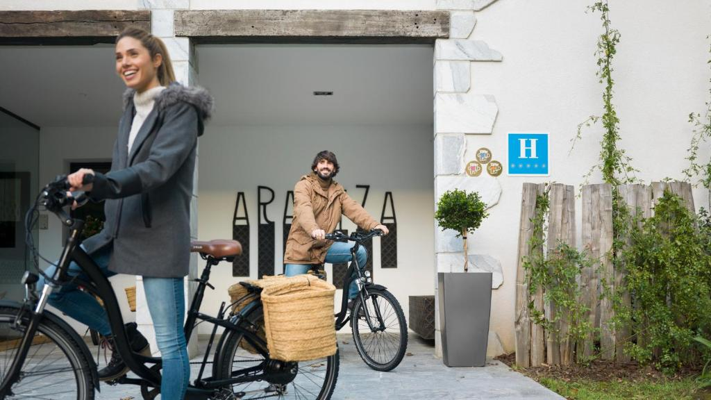 boutique hotels in arantza  24