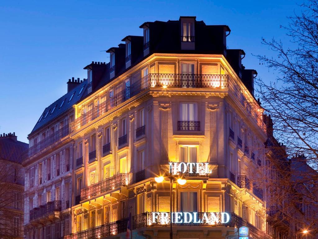 Hotel Des Champs Elysees Hotel Champs Elysaces Friedland Paris France Bookingcom