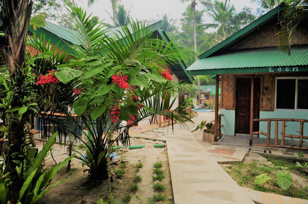 Resort Yoske Garden of Eden, Port Barton, Philippines - Booking.com