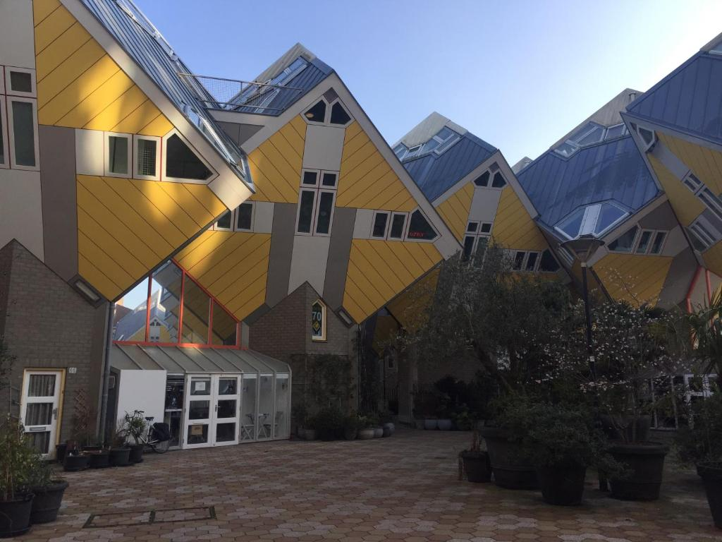 Image result for cube house rotterdam