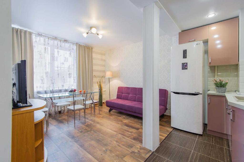 GorodM spacious Apartment close to Tverskaya Moscow Russia