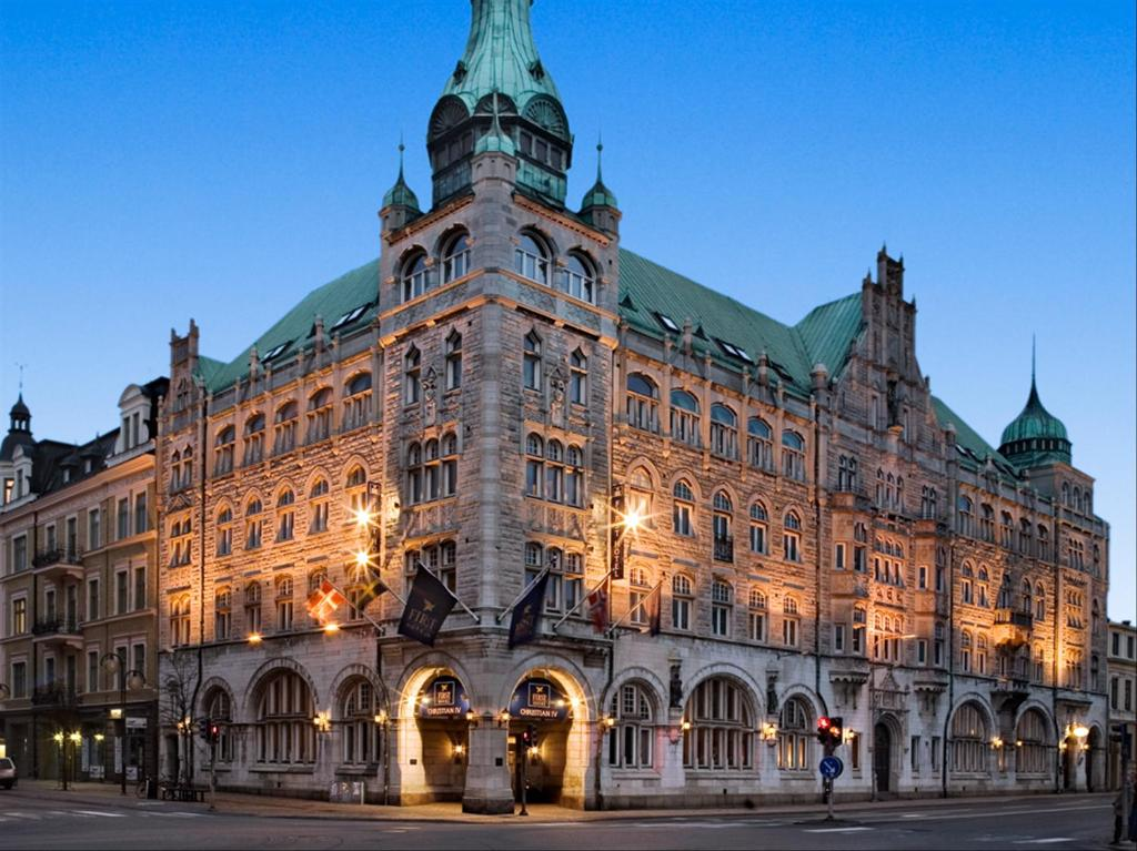 First Hotel  Copenhagen Reviews