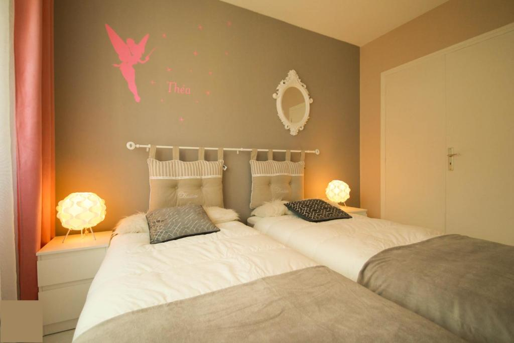 Apartment Le Bastille, Grenoble, France - Booking.com