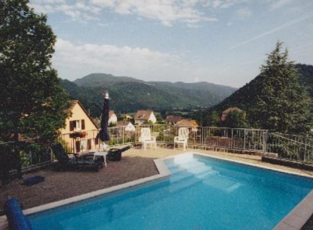 Apartments In Oderen Alsace