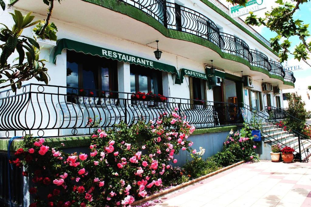 Hotel La llave del campo (Espanha Cidade Rodrigo) - Booking.com