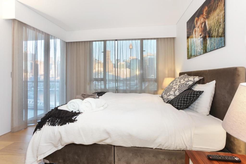 3 Bedroom Darling Harbour Apartment Sydney Australia Booking Com