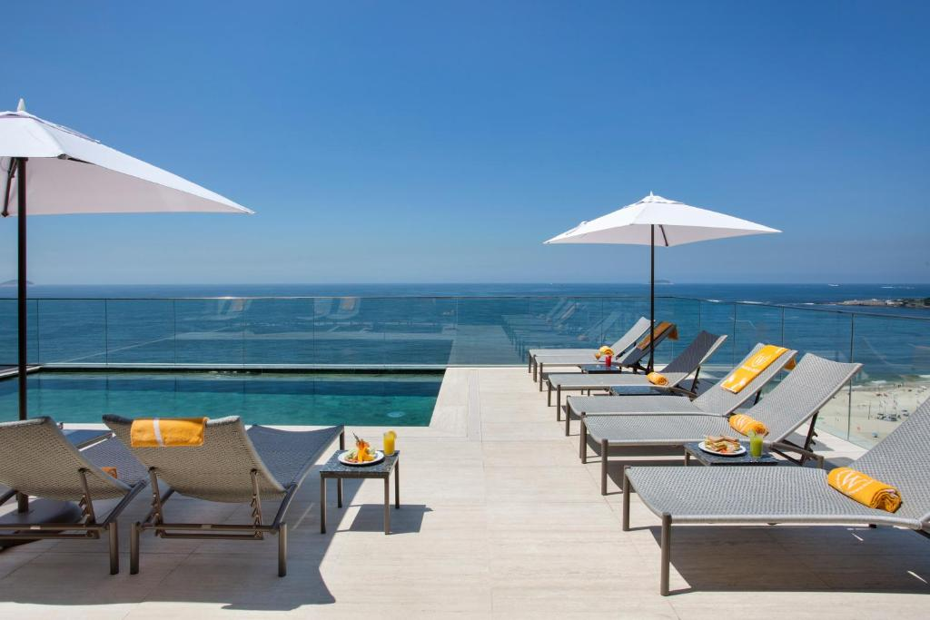 Windsor California Hotel, Río de Janeiro – Precios actualizados 2018