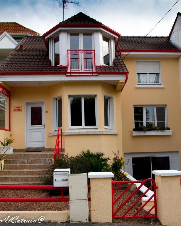 appart'hôtel villa antibes, Étaples – tarifs 2019