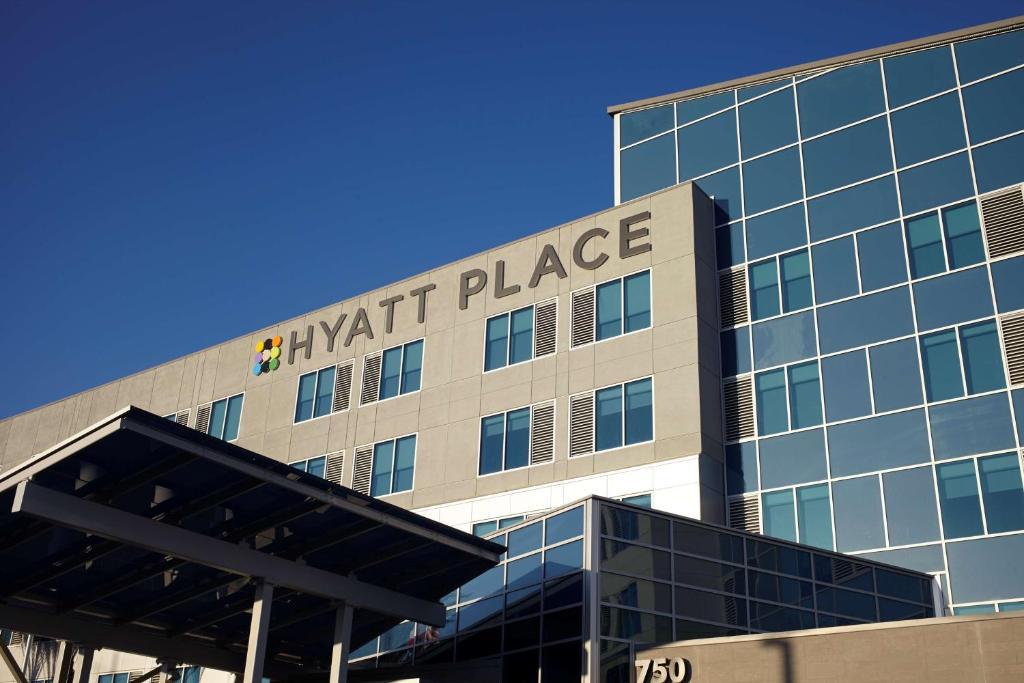 Hyatt Place Savannah Airport.