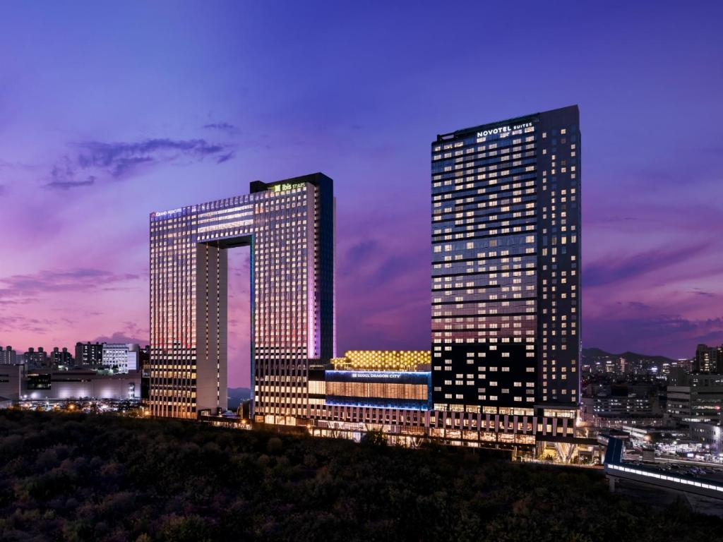 Grand Mercure Ambassador Hotel and Residences Seoul Yongsan