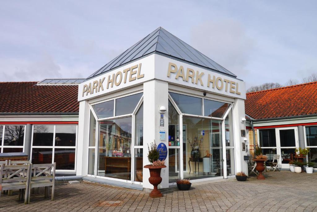 odder parkhotel weekendophold