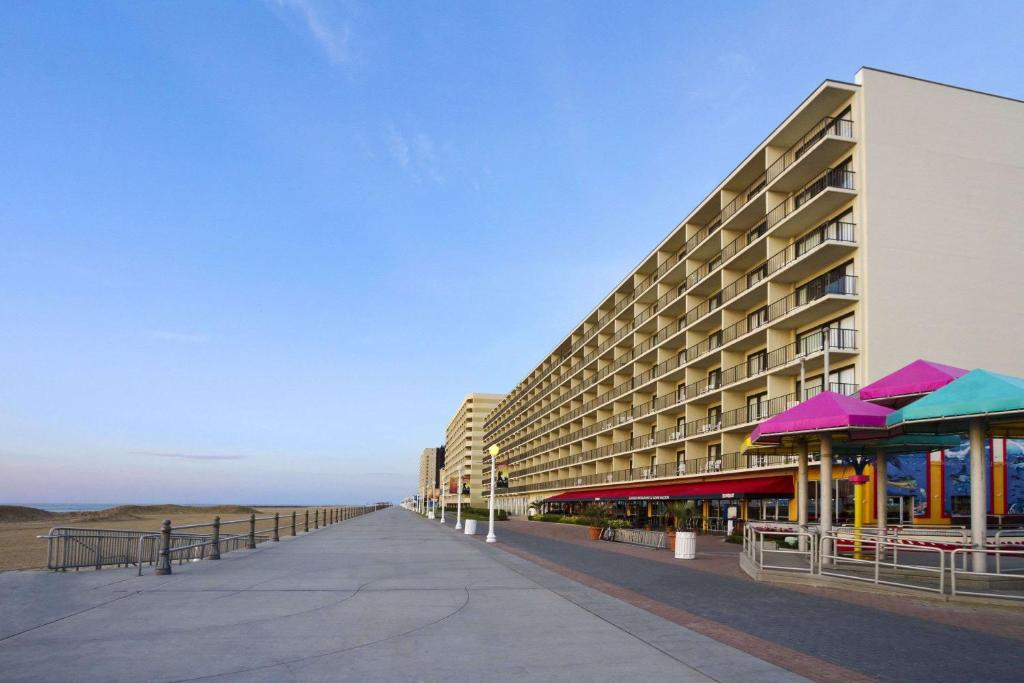 Ramada By Wyndham Virginia Beach Oceanfront Reserve Now Gallery Image Of This Property