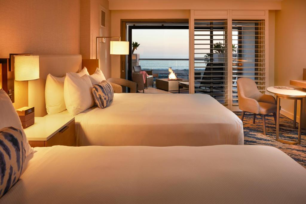 Loews Santa Monica Beach Hotel Reserve Now Gallery Image Of This Property
