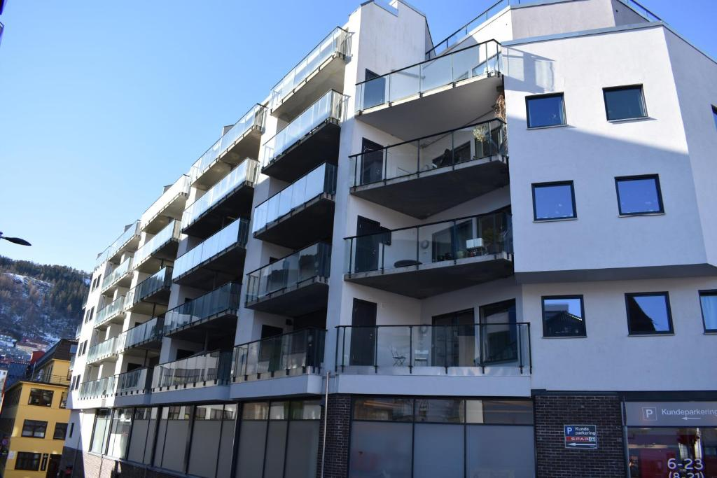 Apartments In Minde Hordaland